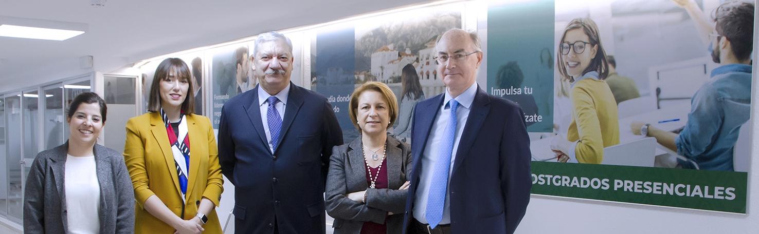 CESIF y la Universidad CEU San Pablo firman un convenio para el reconocimiento de los programas impartidos por la escuela como titulaciones propias de la Universidad