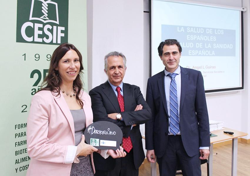 Máster en derecho de la Salud de CESIF EUPHARLAW