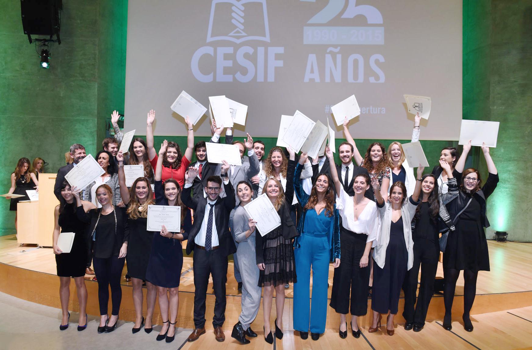 apertura curso CESIF 2016/2017 Barcelona
