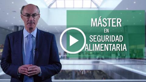 MÁSTER ONLINE EN SEGURIDAD ALIMENTARIA
