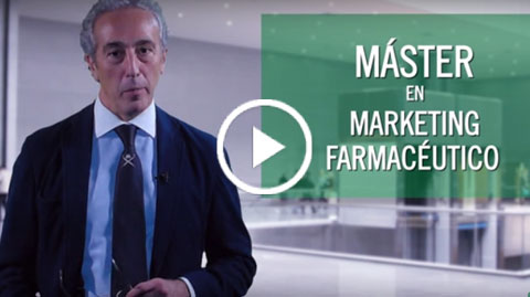 MÁSTER ONLINE EN MARKETING FARMACÉUTICO