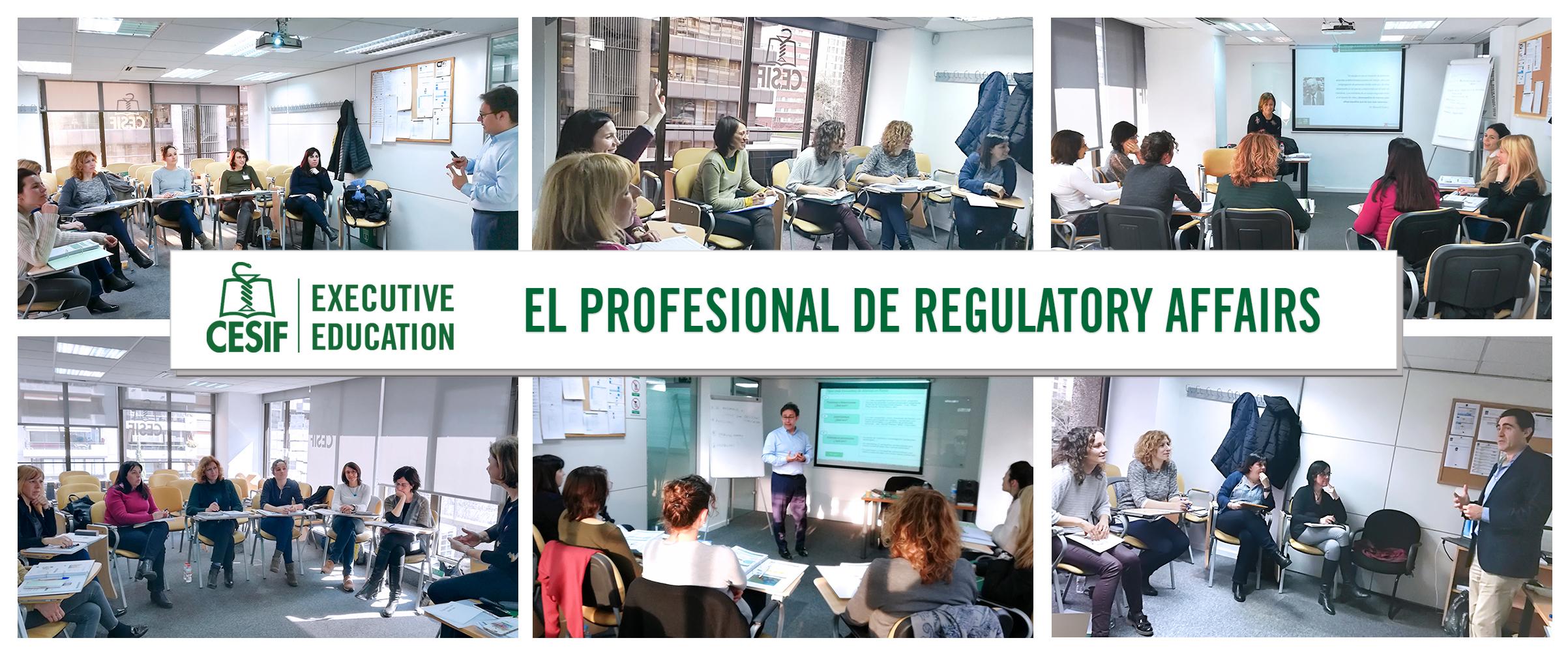 """CESIF clausura la II Edición del Programa """"El Profesional de Regulatory Affairs"""", en Barcelona"""