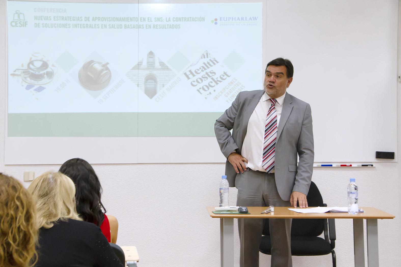 conferencia estrategias aprovisionamiento sns