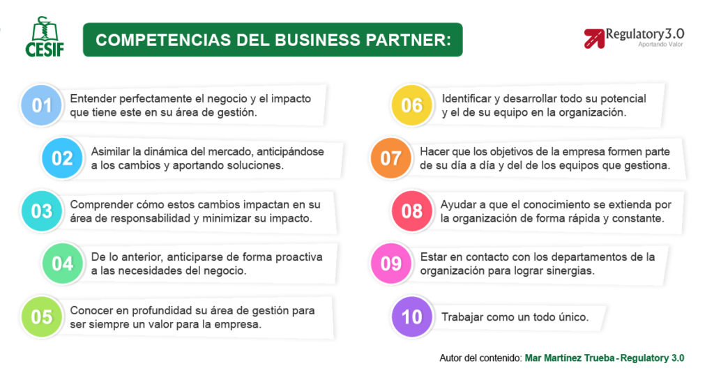 compentecias business partner