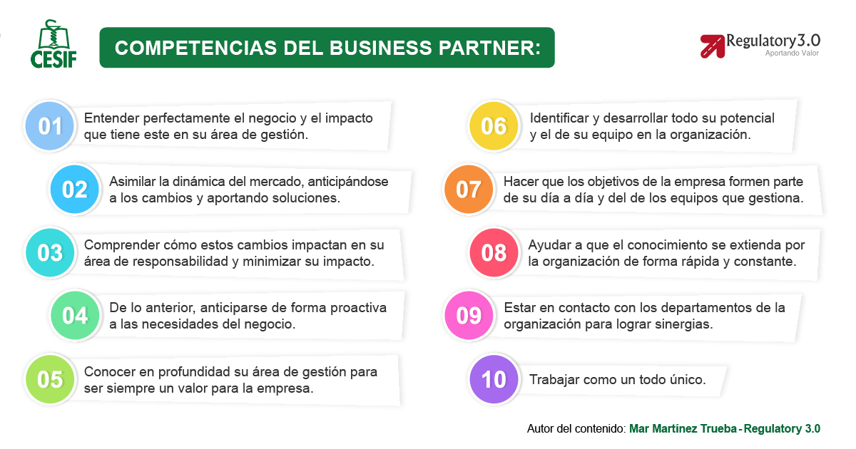 Regulatory & Compliance: ¿qué necesitas para ser un business partner?